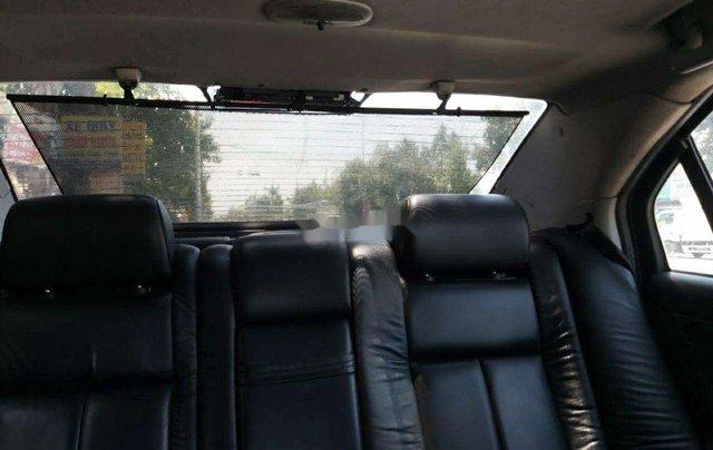 Bán ô tô Ford Mondeo đời 2003, màu đen, nhập khẩu nguyên chiếc chính chủ, giá tốt11