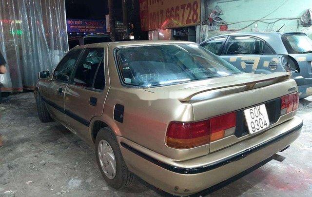 Bán Honda Accord sản xuất 1986, nhập khẩu  6