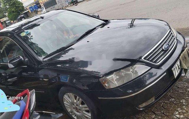 Bán ô tô Ford Mondeo đời 2003, màu đen, nhập khẩu nguyên chiếc chính chủ, giá tốt2