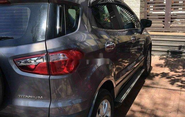Cần bán Ford EcoSport đời 2016, màu xám, nhập khẩu  1
