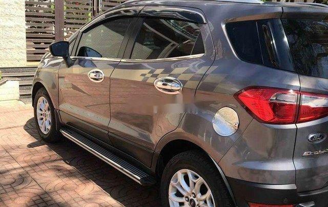Cần bán Ford EcoSport đời 2016, màu xám, nhập khẩu  0