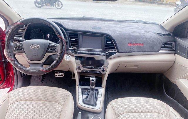 Bán Hyundai Elantra năm sản xuất 2018, màu đỏ, xe nhập 11