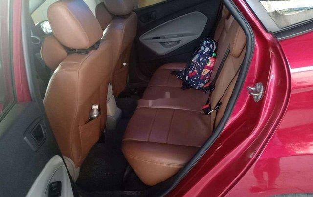 Bán xe Ford Fiesta đời 2015, màu đỏ, nhập khẩu nguyên chiếc giá cạnh tranh6
