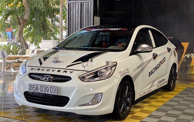 Cần bán gấp Hyundai Accent Blue sản xuất 2013, nhập khẩu nguyên chiếc còn mới0
