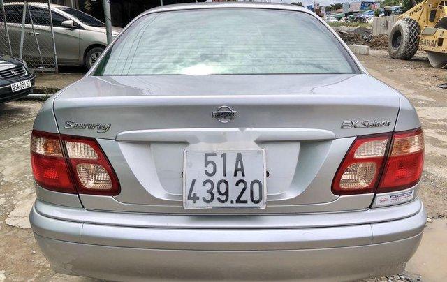 Bán Nissan Sunny đời 2000, màu bạc, xe nhập, giá chỉ 180 triệu2