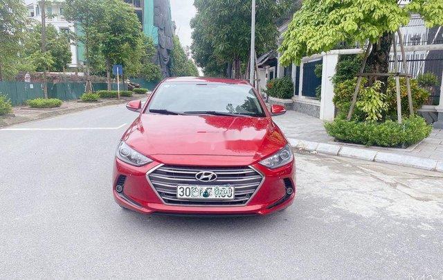Bán Hyundai Elantra năm sản xuất 2018, màu đỏ, xe nhập 0