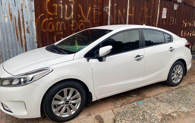Chính chủ bán Kia Cerato sản xuất năm 2017, màu trắng1