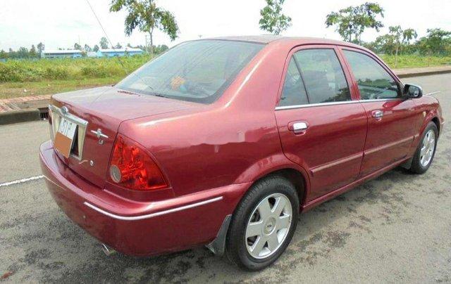 Bán Ford Laser năm 2003, màu đỏ chính chủ7