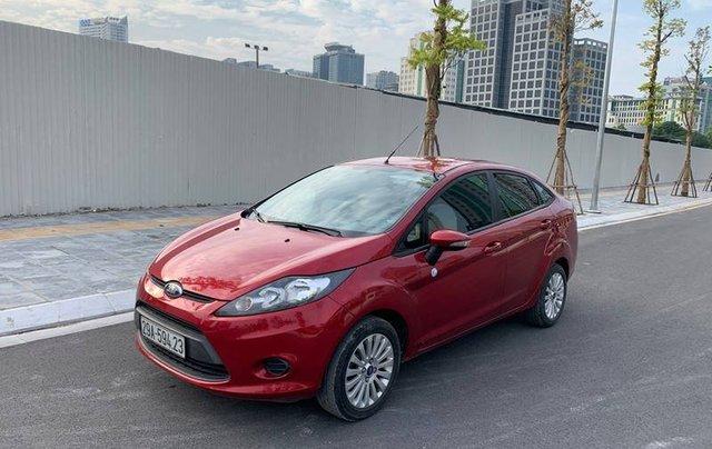 Bán Ford Fiesta sản xuất năm 2012, giá tốt1