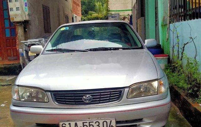 Bán Toyota Corolla sản xuất 2000, màu bạc, giá chỉ 110 triệu0