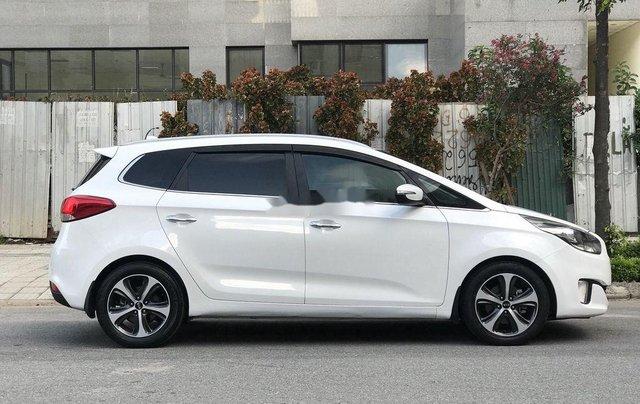 Bán lại xe Kia Rondo đời 2016, màu trắng, máy dầu4