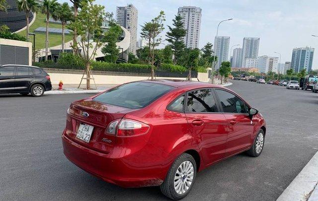 Bán Ford Fiesta sản xuất năm 2012, giá tốt3