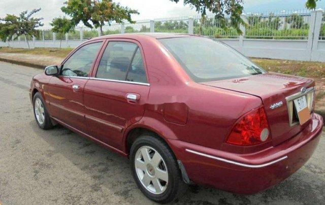 Bán Ford Laser năm 2003, màu đỏ chính chủ8