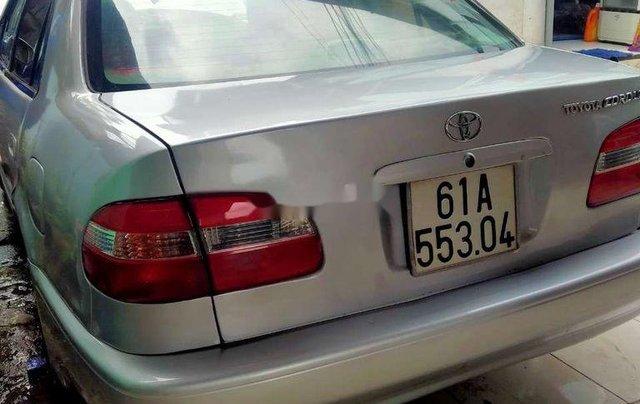 Bán Toyota Corolla sản xuất 2000, màu bạc, giá chỉ 110 triệu1