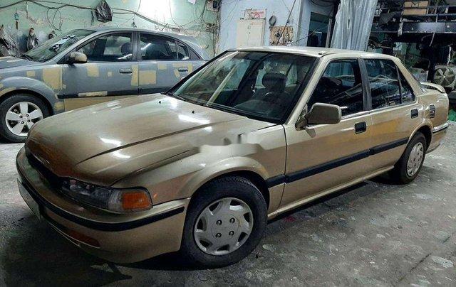 Bán Honda Accord sản xuất 1986, nhập khẩu  3
