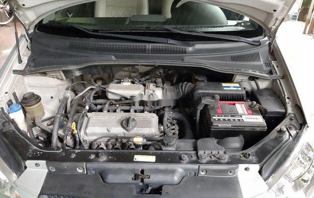 Cần bán lại xe Hyundai Getz đời 2010, màu bạc, xe nhập 4