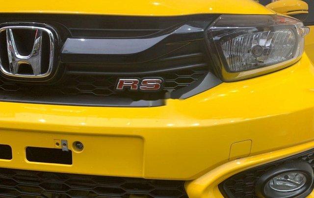 Bán Honda Brio RS 2020, màu vàng, nhập khẩu4