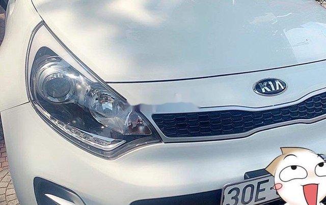 Bán Kia Rio năm 2015, xe nhập, xe một đời chủ còn mới, giá ưu đãi0