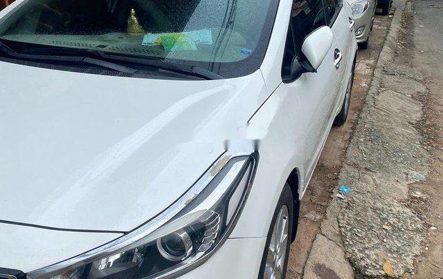 Chính chủ bán Kia Cerato sản xuất năm 2017, màu trắng2