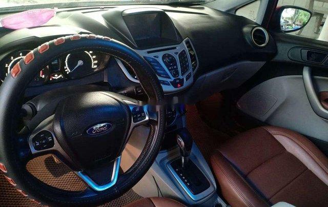 Bán xe Ford Fiesta đời 2015, màu đỏ, nhập khẩu nguyên chiếc giá cạnh tranh7