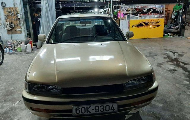 Bán Honda Accord sản xuất 1986, nhập khẩu  0