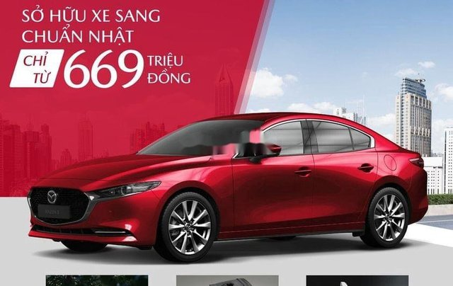 Cần bán Mazda 2 sản xuất năm 2020, nhập khẩu nguyên chiếc3