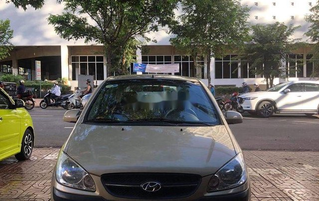 Xe Hyundai Getz sản xuất năm 2010, chính chủ sử dụng, giá mềm6