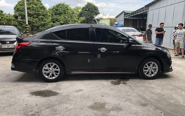 Bán ô tô Nissan Sunny năm 2019, màu đen như mới, giá 445tr6