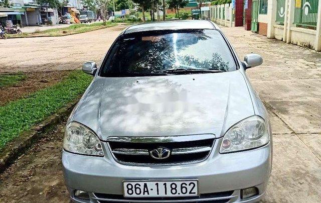 Xe Daewoo Lacetti sản xuất năm 2009, nhập khẩu nguyên chiếc, xe còn mới1