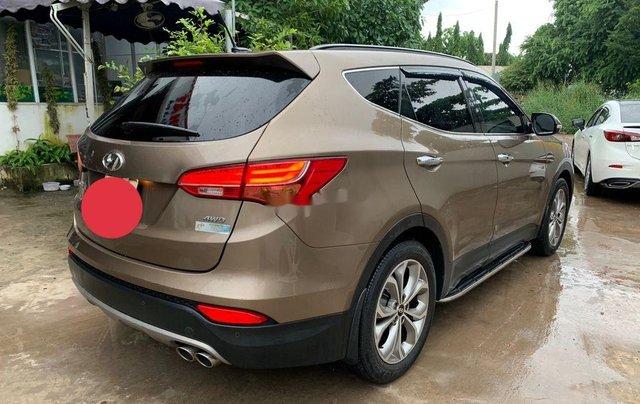Bán ô tô Hyundai Santa Fe năm sản xuất 2015, xe chính chủ sử dụng còn mới3
