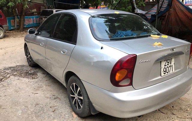 Cần bán Daewoo Lanos đời 2004, màu bạc, nhập khẩu nguyên chiếc0