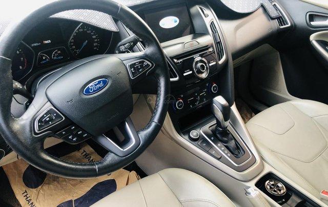 Cần bán gấp Ford Focus đời 2017, màu trắng, ít sử dụng, giá tốt 630 triệu đồng3
