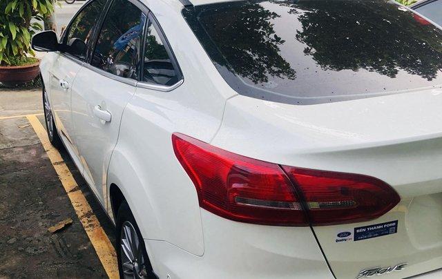 Cần bán gấp Ford Focus đời 2017, màu trắng, ít sử dụng, giá tốt 630 triệu đồng6