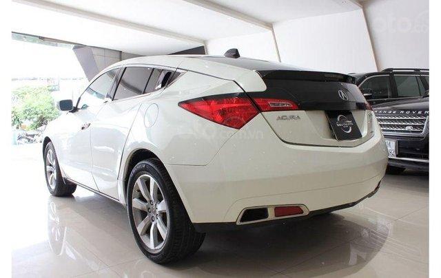Bán xe Honda Acura sx 2009 màu trắng, giá cả hợp lý0