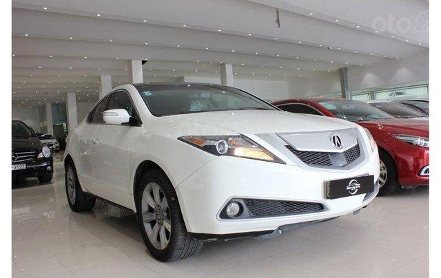 Bán xe Honda Acura sx 2009 màu trắng, giá cả hợp lý1