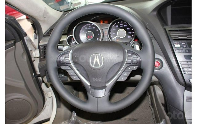 Bán xe Honda Acura sx 2009 màu trắng, giá cả hợp lý3