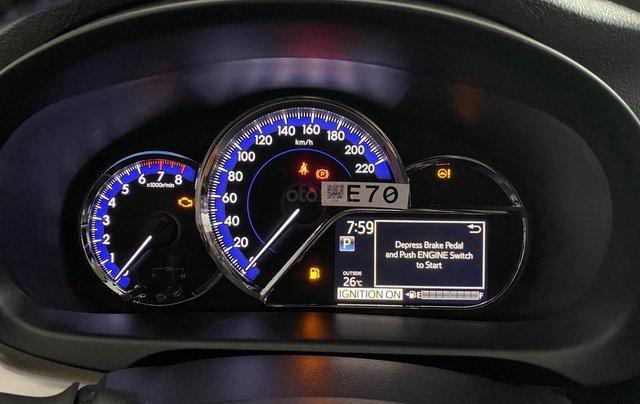 Toyota Vios 1.5G CVT giá tốt, khuyến mãi hấp dẫn, đủ màu giao ngay, hỗ trợ tài chính 85%/8 năm6