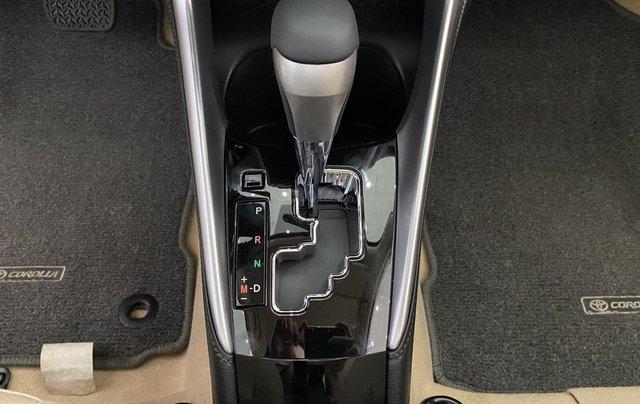 Toyota Vios 1.5G CVT giá tốt, khuyến mãi hấp dẫn, đủ màu giao ngay, hỗ trợ tài chính 85%/8 năm9