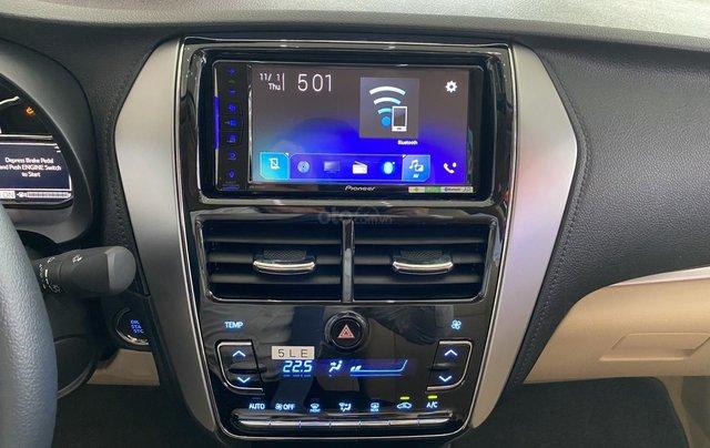 Toyota Vios 1.5G CVT giá tốt, khuyến mãi hấp dẫn, đủ màu giao ngay, hỗ trợ tài chính 85%/8 năm10