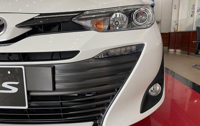 Toyota Vios 1.5G CVT giá tốt, khuyến mãi hấp dẫn, đủ màu giao ngay, hỗ trợ tài chính 85%/8 năm3
