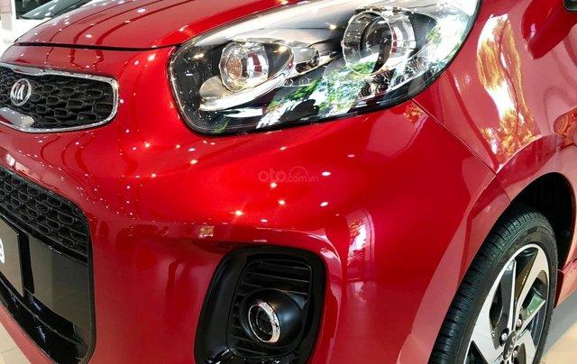Bán xe Kia Morning Luxury sx 2020 màu đỏ, giá hợp lý1