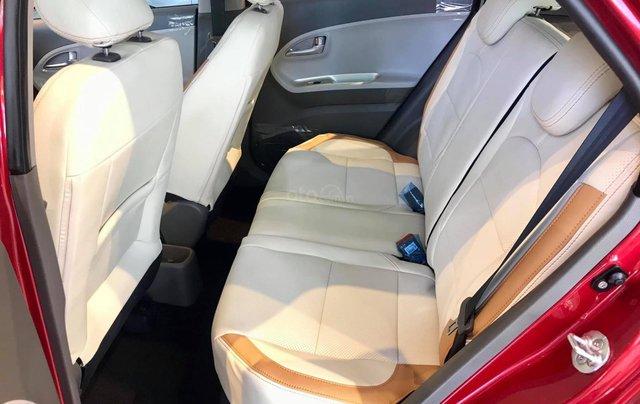 Bán xe Kia Morning Luxury sx 2020 màu đỏ, giá hợp lý6