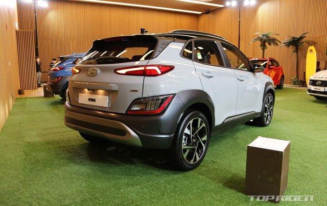 Hyundai Kona 2021 sắp về Việt Nam có gì đặc biệt?9