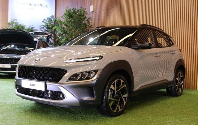 Hyundai Kona 2021 sắp về Việt Nam có gì đặc biệt?0
