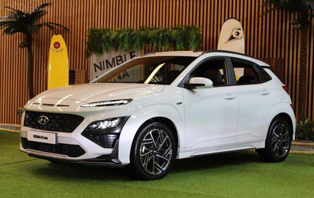 Hyundai Kona 2021 sắp về Việt Nam có gì đặc biệt?7