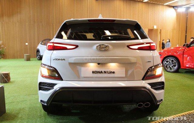 Hyundai Kona 2021 sắp về Việt Nam có gì đặc biệt?6