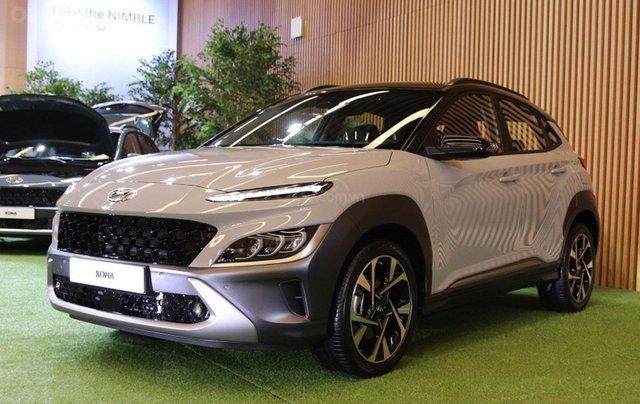 Hyundai Kona 2021 sắp về Việt Nam có gì đặc biệt?19