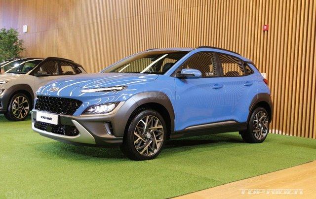 Hyundai Kona 2021 sắp về Việt Nam có gì đặc biệt?18
