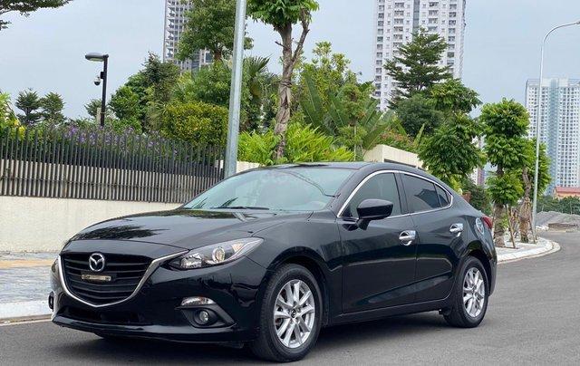 Bán nhanh Mazda 3 1.5 AT 2016, xe đẹp như mới2