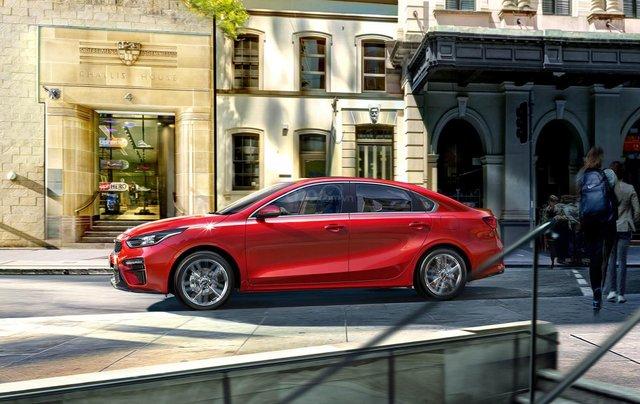 Kia Cerato 1.6 Luxury 2020 đỏ - 1 tháng cuối cùng để hưởng ưu đãi thuế trước bạ 50%, trả góp 85%, nhận xe chỉ với 150tr1